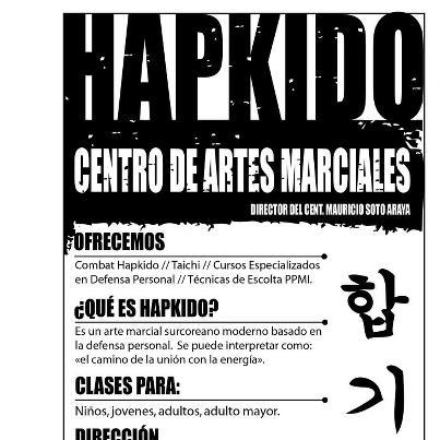 Centro de Artes Marciales